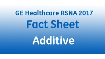 Fact Sheet - Additive